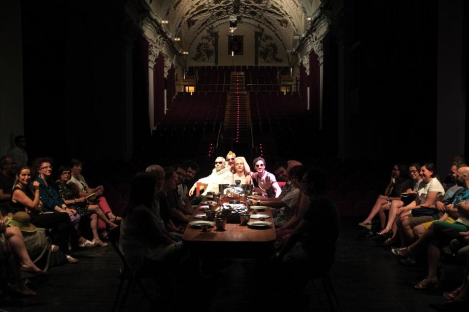 La cena del reyBaltasar